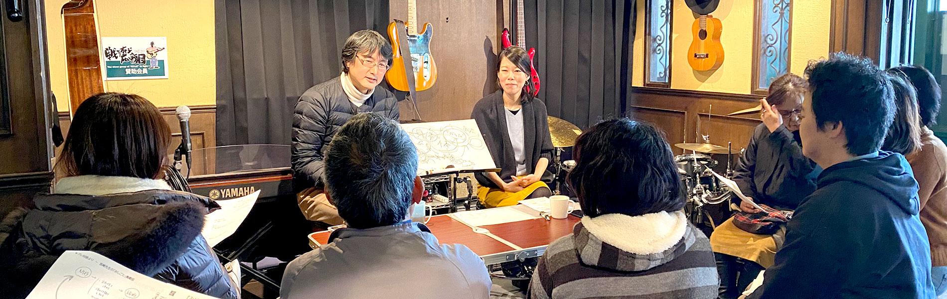 宮崎先生のトークショー